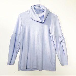 NWT Lou & Grey Cowl Neckline Sweater